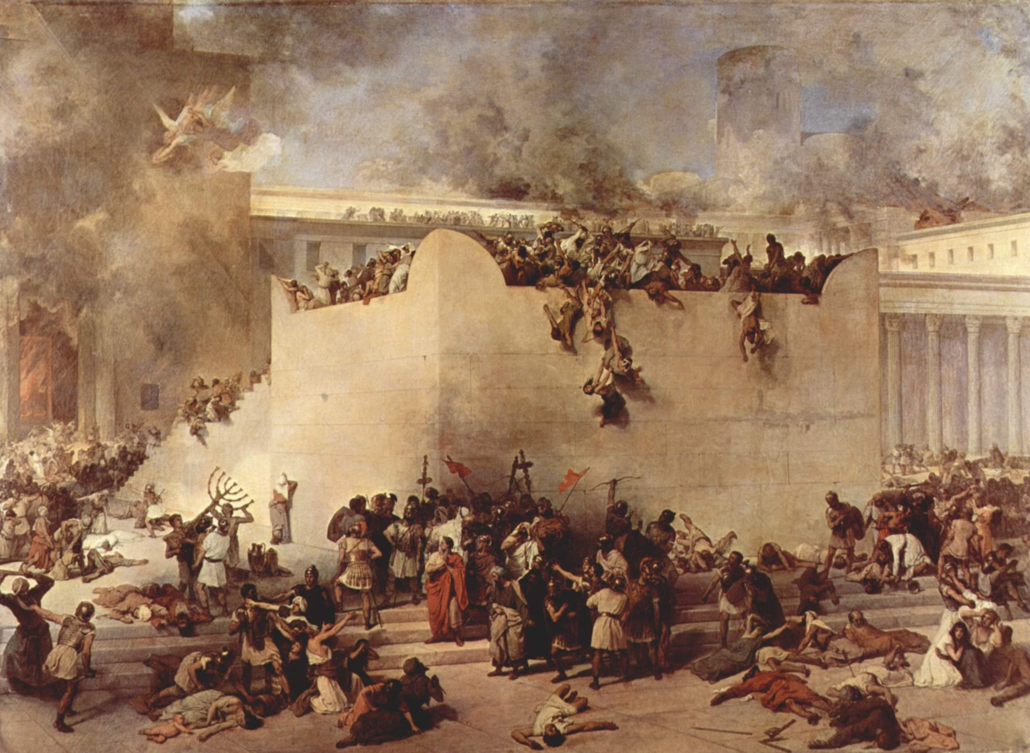 SCISSION: APOCALYPSE: THE GREAT JEWISH REVOLT AGAINST ROME